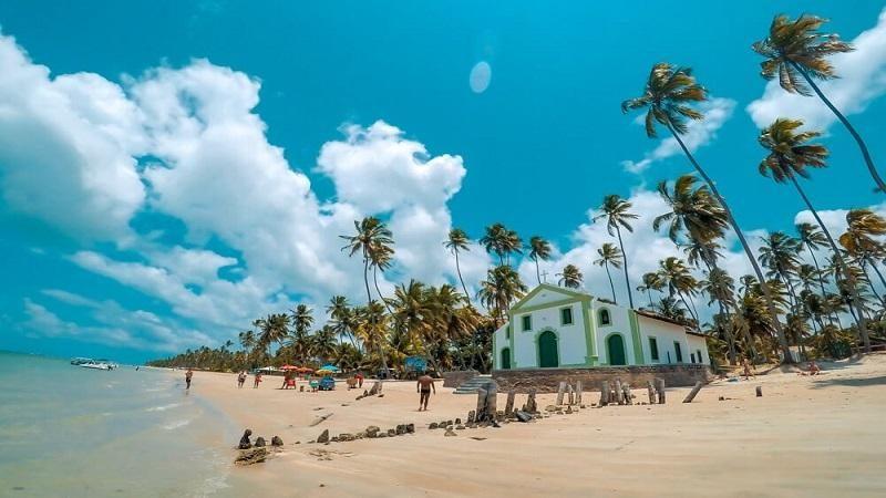 Praia dos Carneiros 10