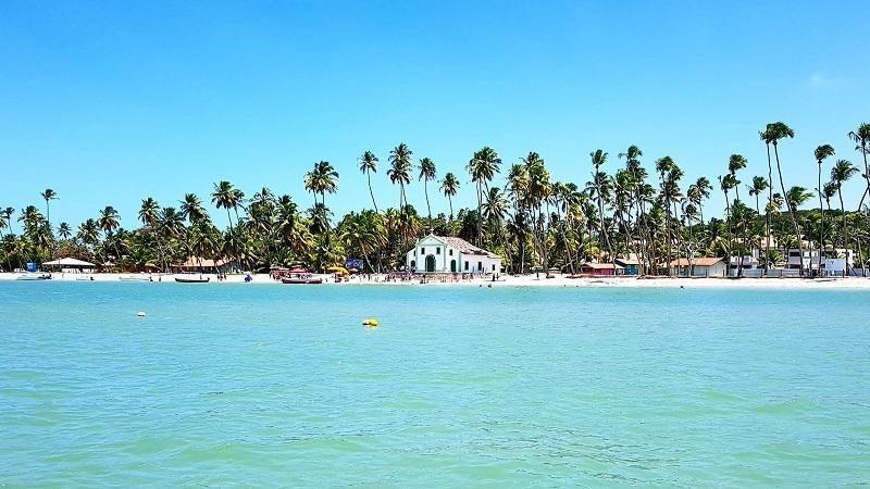 Praia dos Carneiros 4