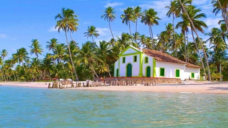 Praia dos Carneiros 5