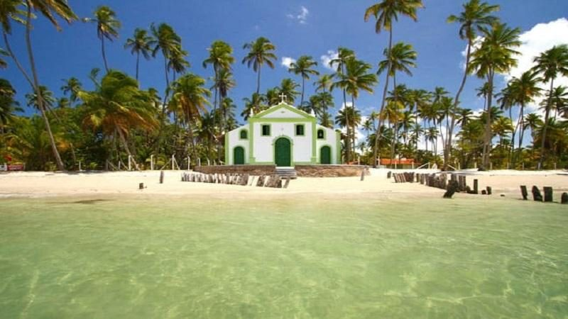 Praia dos Carneiros 7