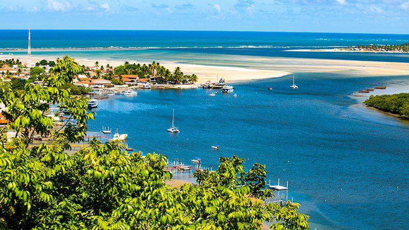 Passeios em Alagoas Barra de São Miguel 07