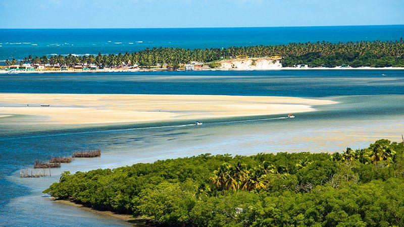 Passeios em Alagoas Barra de São Miguel 08