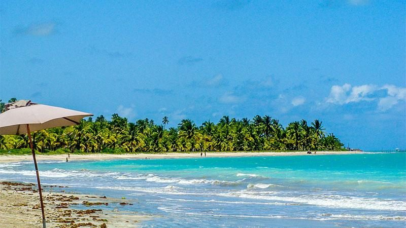 passeios em alagoas maceio Praia Sonho Verdee 1