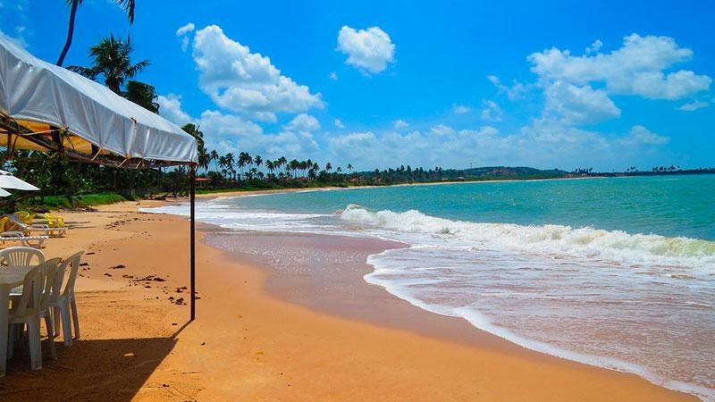 passeios em alagoas maceio Praia Sonho Verdee 8