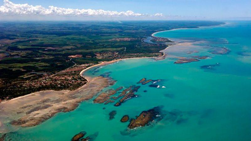 Passeios em Alagoas Maceió Praia Do Sonho Verde 01