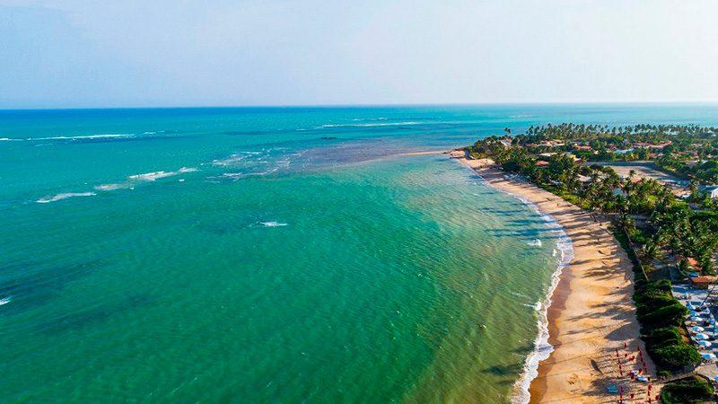 Passeios em Alagoas Maceió Praia Do Sonho Verde 06