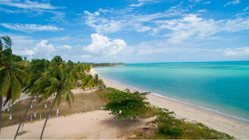 passeios em alagoas maceio praia do sonho verde 7