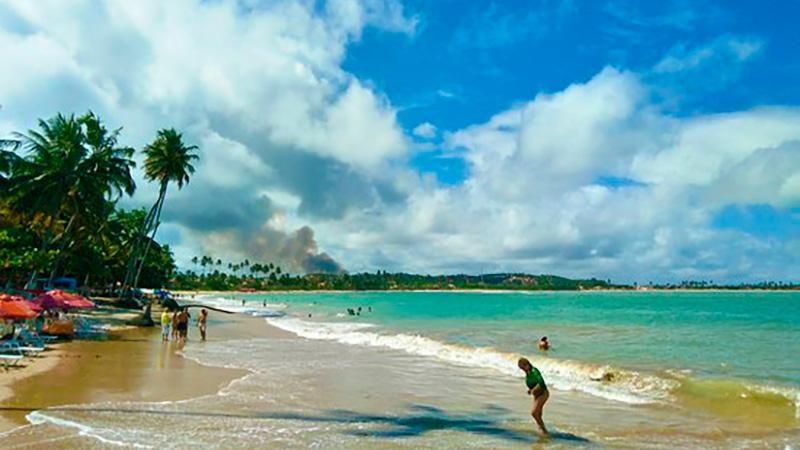 passeios em alagoas maceio praia do sonho verde 8