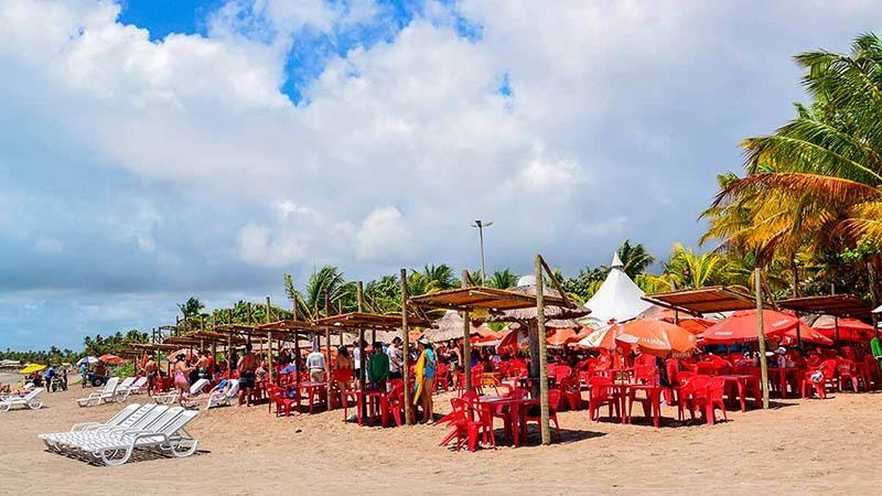 praia paripueira passeios fotos 22